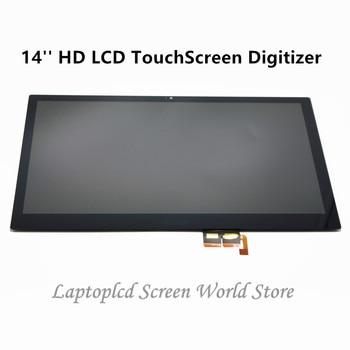 FTDLCD 14'' HD LCD TouchScreen Digitizer Laptop Assembly BT140XTN02.4 For Acer Aspire V5-431P V5-431PG V5-471P V5-471PG