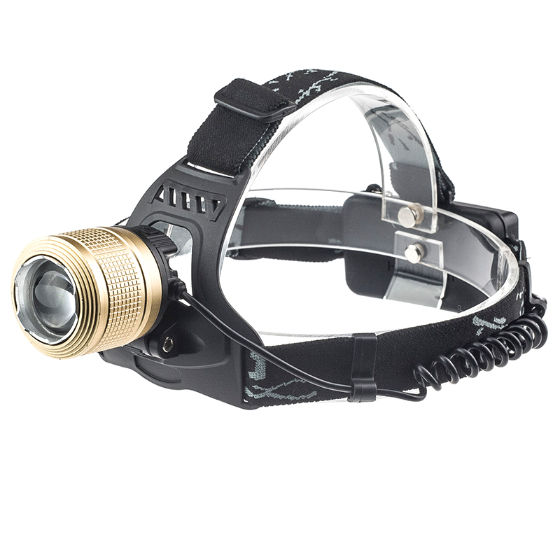 3800LM CREE XM L T6 head lamp tactical 3 modes focus beam ...