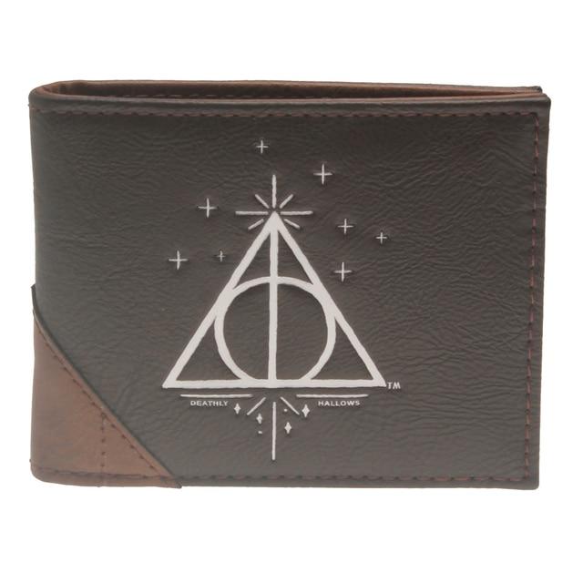Кошелек Гарри Поттер Эмблема дары смерти