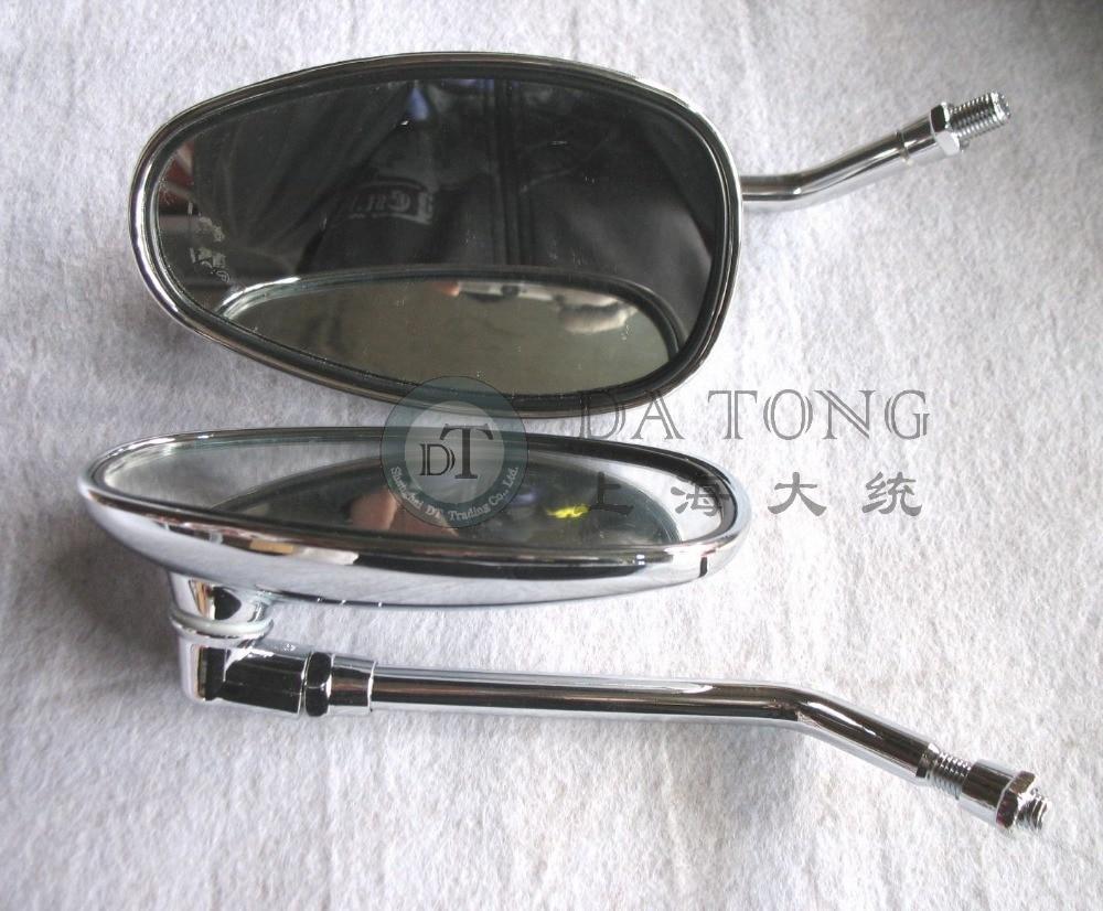 1pair lot high quality mirror set set 10mm lh thread for Mirror quality