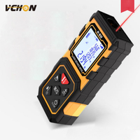 VCHON Anti Wrestling Waterproof 40 100m Handheld Laser Range Finder Digital Laser Distance Meter Laser Distance