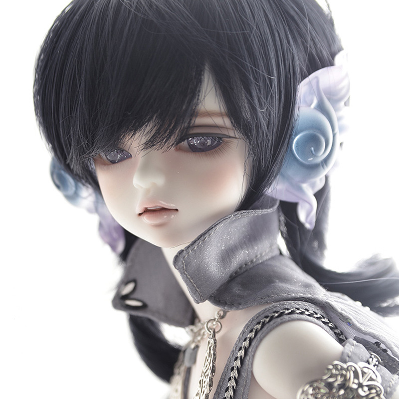 OUENEIFS Soom Rico boy bjd sd doll 1/4 body model reborn girls boys dolls eyes High Quality toys shop make up Free eyes 1 3rd scale 65cm bjd nude doll bazael bjd sd doll boy with face up not included clothes wig shoes and accessories