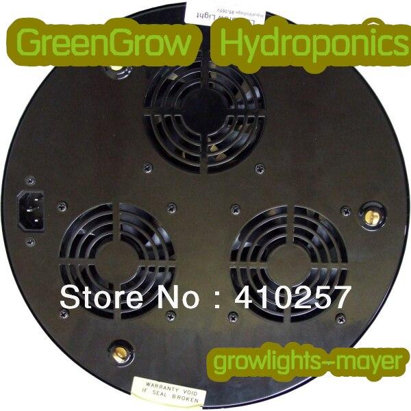 Бесплатная доставка Черная Звезда Led grow ligh 135 Вт для гидропоники освещения, с 45 шт 3 Вт светодиодов, дропшиппинг - 2