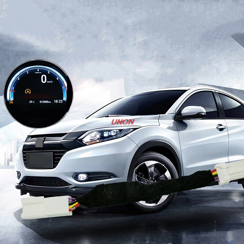 Close I-stop Autostop Start-Stop Function For Honda CRV  HRV URV Fit 10th Car Accessories