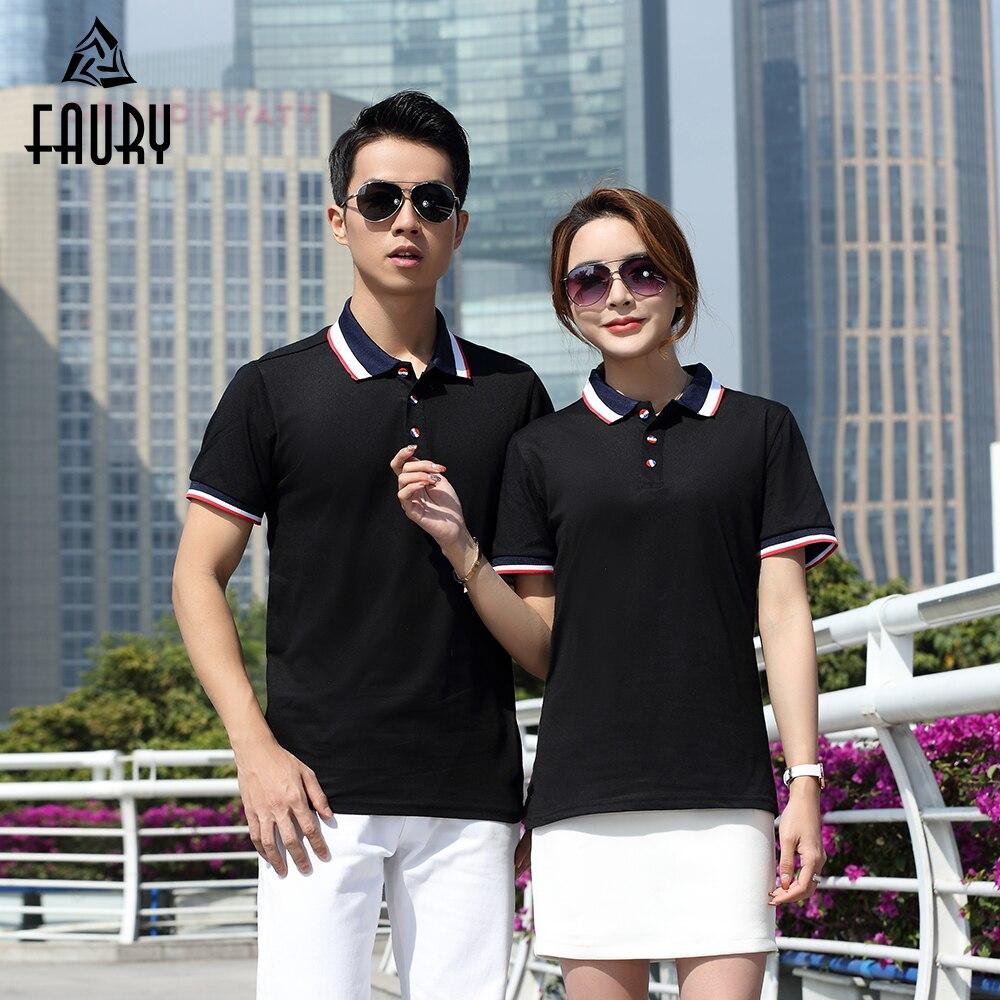 Hotel Waiter Work Clothes Summer Short Sleeve Tops Breathable Waitress Overall Unisex Work Shirt Housekeeper Uniform Logo Print
