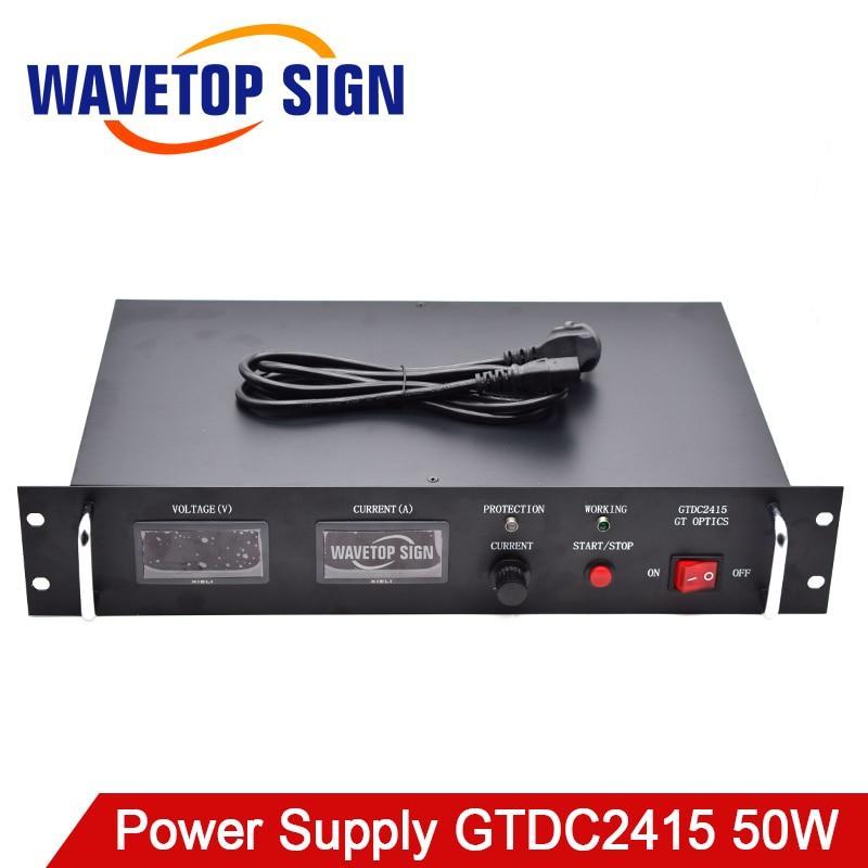 50W Laser Power Supply GTDC2415 Match with 50W YAG Laser Module50W Laser Power Supply GTDC2415 Match with 50W YAG Laser Module