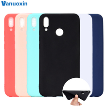 Huawei P Smart 2019 case cover Silicone Soft TPU Back Cover on for POT-LX3 POT-LX1 6.21 inch Skin Phone Case