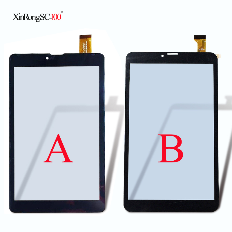 New Touch Screen Digitizer For 8 Prestigio Muze 3708 3G PMT3708_3G PMT3708D PMT3708C panel Glass Sensor Replacement