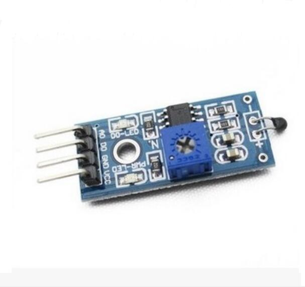 5pcs 4Pin Thermosensitive Sensor Module Temperature Sensor Module Thermistor Thermosensitive Sensor 4 Wire System For Arduino(China)