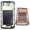 Screen Bezel Plate Frame Housing With Adhesive Part for LG G3 D855 LCD