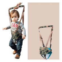 Baby Walker Four Seasons Universal Infant Toddler Walking Learning Assistant Jumper Belt Safety Reins Harness