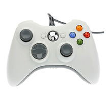 BLUELOONG Wired Joypad Gamepad Black Controller For Xbox 360 Joystick For Official Microsoft PC for Windows for 360xbox