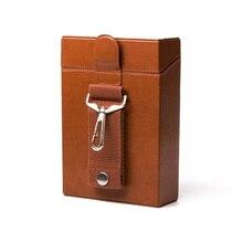 НИСИ Портативный из натуральной кожи фильтр держатель для хранения протектор чехол сумка коробка для 100*100 мм/100*150 мм квадратный фильтры 8 слотов
