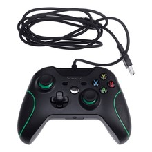 USB Wired Controller Controle for Microsoft Xbox One Controller Gamepad and Xbox One for Windows PC Joystick цена
