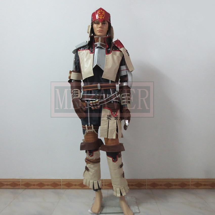 Online Buy Wholesale monster hunter cosplay from China monster hunter cosplay Wholesalers ...