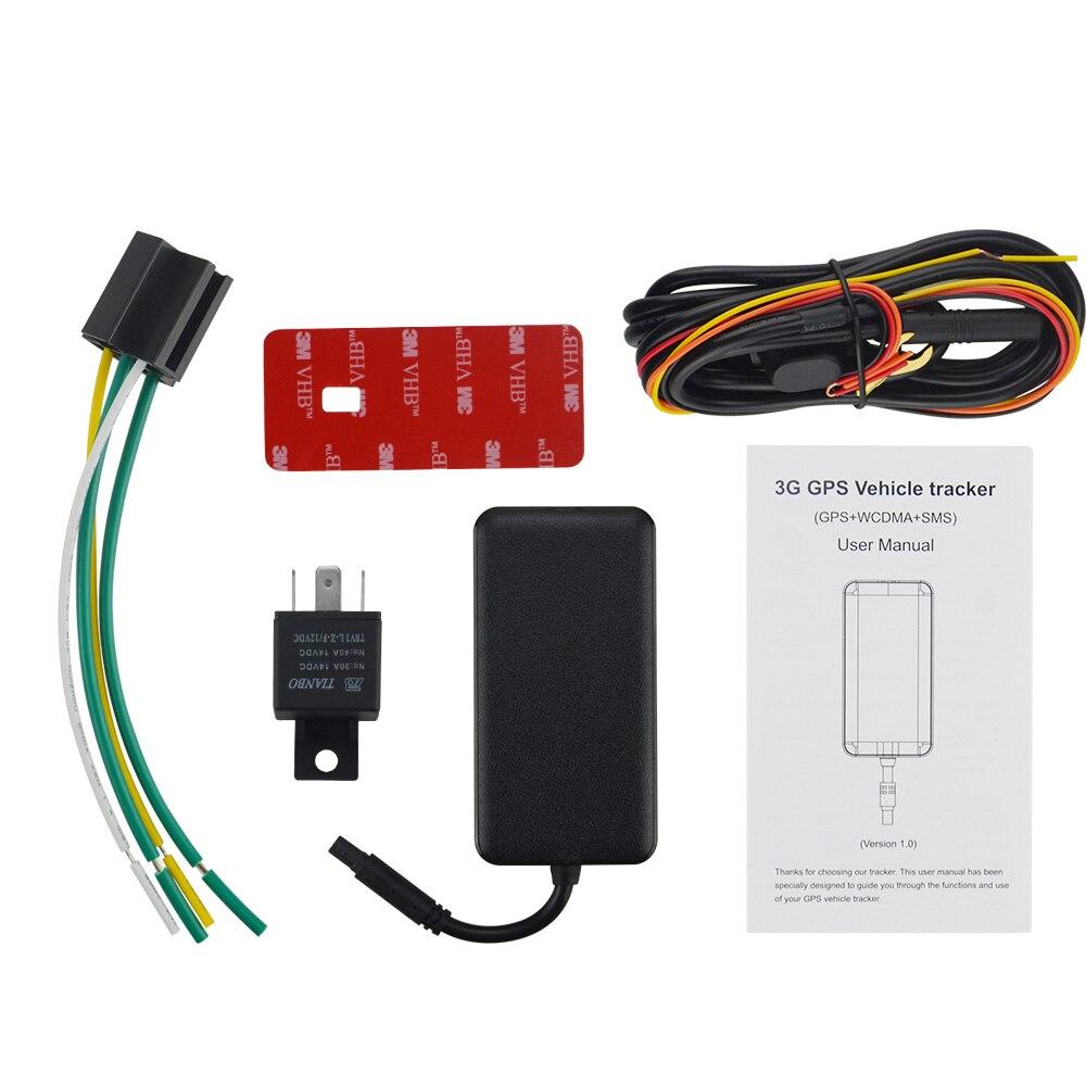 Concox GV20 multifonctionnel 3G véhicule moto GPS Tracker localisateur à distance couper l'huile en temps réel moto dispositif de suivi
