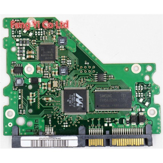 Free shipping hard driver pcb board for samsung /Logic Board /Board Number:BF41-00329A F3_2D REV.02 / F4 S3M REV.03 R00