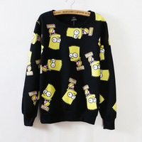 New Autumn Winter Spring Women S Pullovers New Style Ladies Tops Character Lovely Popular High End