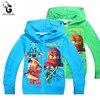 Boys T Shirts Autumn Boy Shirt Children Tops Legoe Ninjago T Shirt For Boy Tees Boys