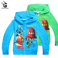 Boys T Shirts Autumn Boy Shirt Children Tops Legoe Ninjago T Shirt For Boy Tees Boys