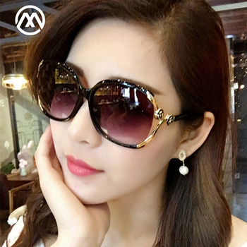 Oversized Sunglasses Female Polarized Driving Glasses Women's Fashion 2019 Luxury Brand Retro fashionable vintage Lady glasses