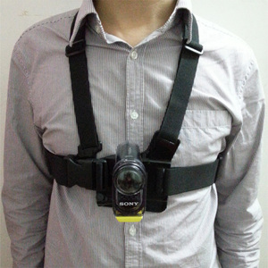 Image 5 - Chest Strap mount belt for Sony AS15 AS20 AS30 AS50 AS100 AS200 AS300 FDR X1000 X1000V X3000 X3000R AZ1 mini POV Action Camera