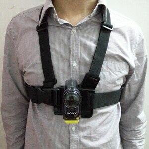 Image 5 - חזה רצועת הר החגורה עבור Sony AS15 AS20 AS30 AS50 AS100 AS200 AS300 רוזוולט X1000 X1000V X3000 X3000R AZ1 מיני POV פעולה מצלמה