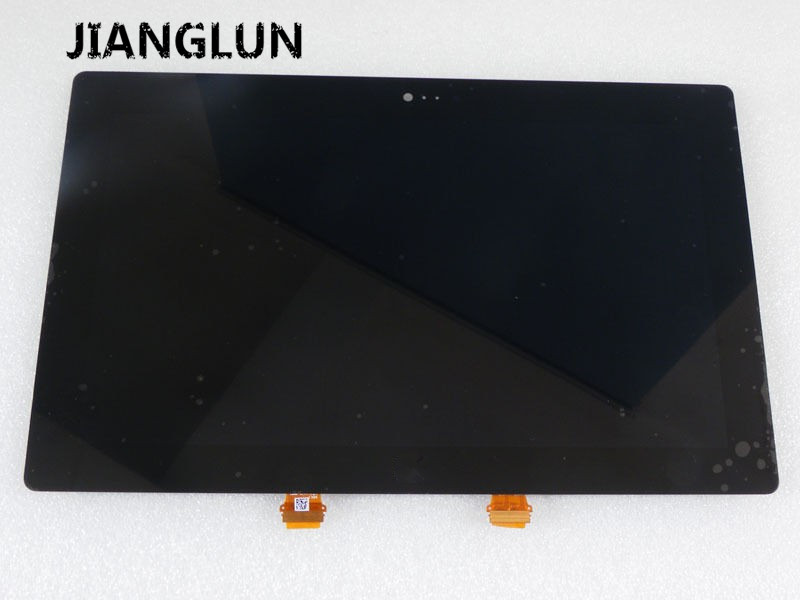 JIANGLUN New LCD display + Touch Screen  Digitizer Glass For Microsoft Surface 2 Replacement touch screen replacement module for nds lite