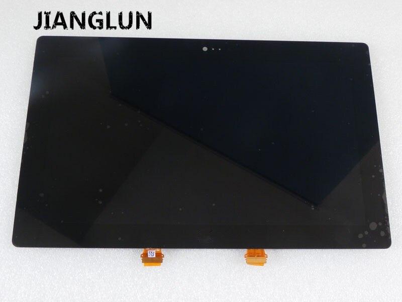 JIANGLUN Nouveau écran lcd + Écran Tactile Digitizer Verre Pour Microsoft Surface 2 Remplacement