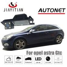 Câmera de Visão Traseira Para Opel Astra GTC JIAYITIAN Astra H 2007 ~ 2010/CCD/Night Vision/Reverso câmera placa de licença da câmara