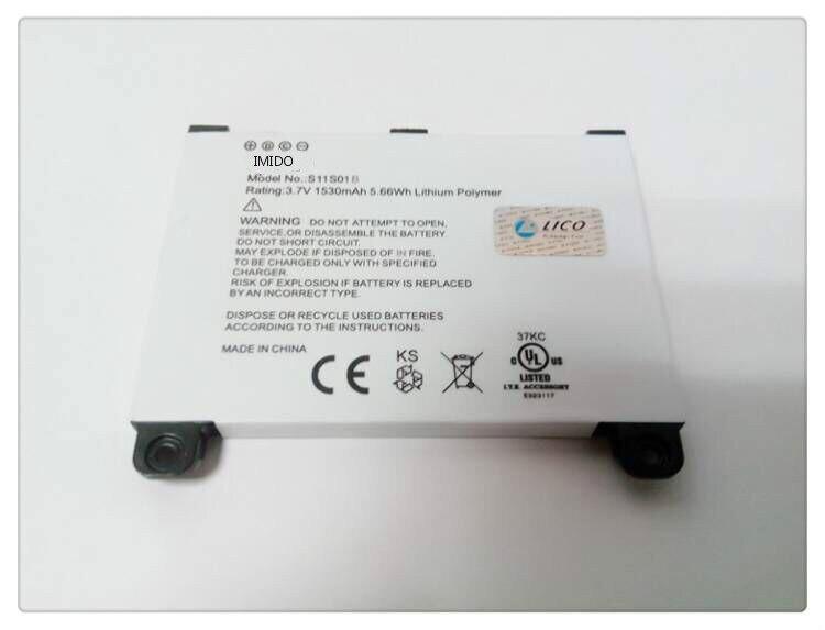 imágenes para IMIDO NUEVA S11S01B 1530amh para Amazon kindle DX DXG 1530 mAh Batería envío Gratis