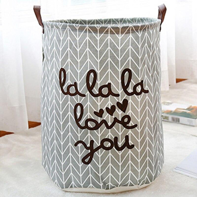 Washing Bag Store Toys Laundry Hamper Clothes Basket Laundry Basket Foldable