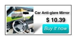 Car Anti-glare Mirror