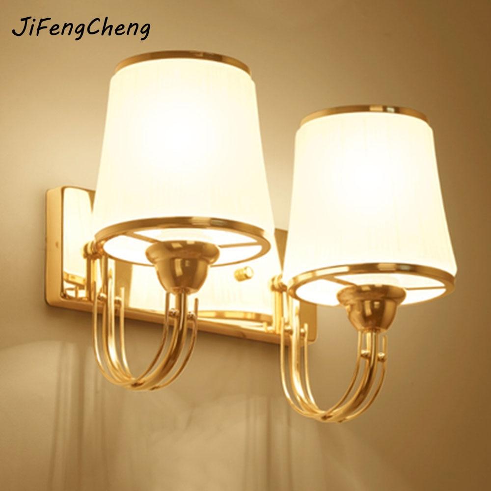 JiFengCheng Bedroom Wall Lighting Contemporary Wall Lamp