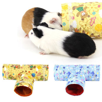 small-animal-tunnel-rabbit-ferret-hamster-guinea-pig-exercise-toy-pet-tube-us