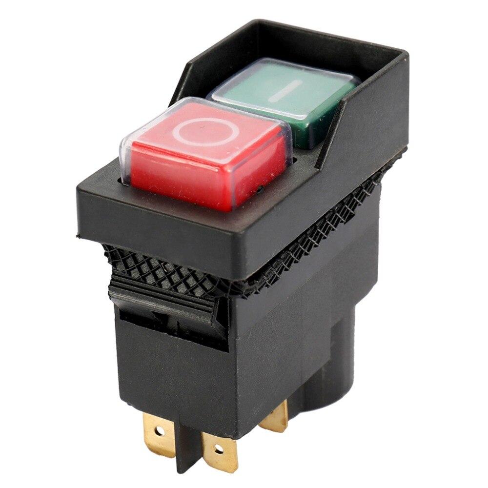 CK21 4Pin 5Pin Pushbutton Switches 4