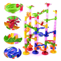 1 Set Colorful Pipeline Type Puzzles Maze Learning Education Toys For Kids Domino IQ Trainer Game