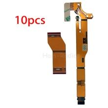 10 pcs LCD & Teclado Flexiable + Grande Orador flexível com microfone para Motorola GP338 GP380 GP360 GP388 Portátil Dois  way Radio