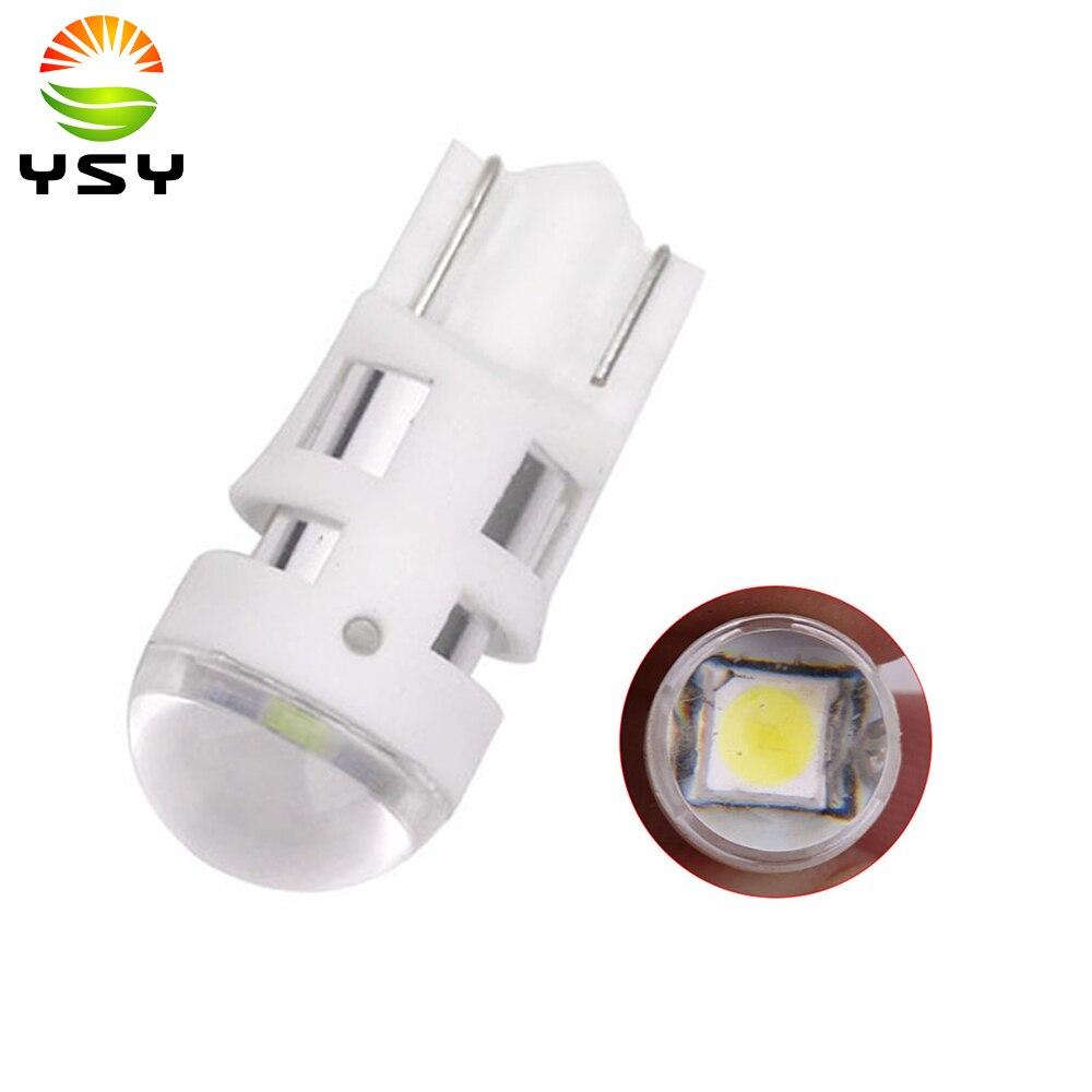 push en ampoule titulaire pour éclairage latéral x 2 pc de haute qualité sans capuchon 501 T10 Wedge