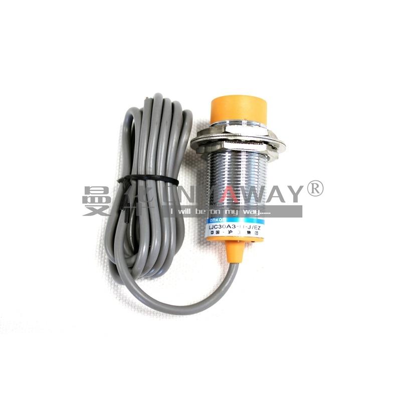 30MM Capacitive proximity sensor switch NO 25MM Detection distance LJC30A3-H-J/EZ 2-WIRE AC90-250V+mounting bracket jigu air 13 a1369 mc504 a1377 a1405 a1466 mc965 mc966 md231 md232 laptop battery
