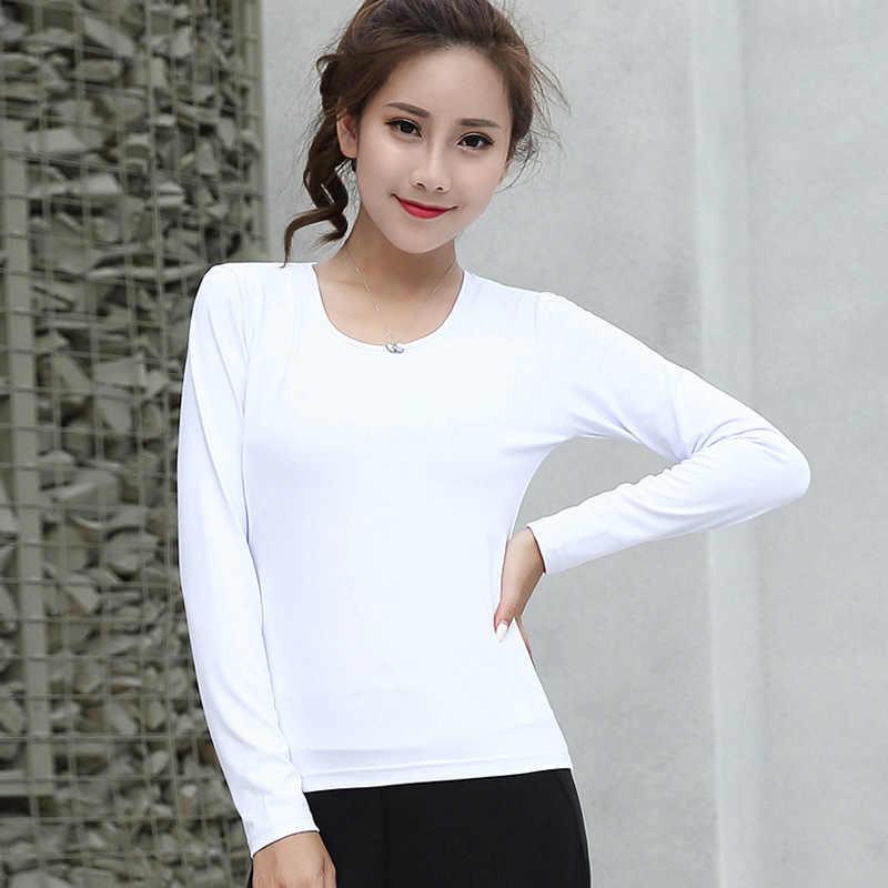 12097c1266f4c ... HEAL ORANGE Yoga Long Sleeve T-Shirt Sport Women Sportswear Dry Fit  Women Running Shirts ...