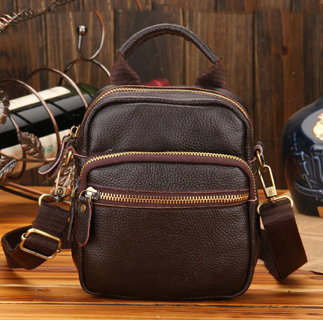 c9e604934679 YESETN bag hot sale best selling good quality men small vintage messenger  bag male man mini cross body shoulder bags-in Crossbody Bags from Luggage    Bags ...