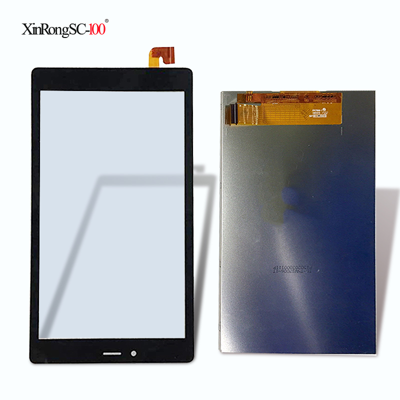 For Alcatel One Touch Pixi 4 7.0 3G 9003 9003X 9003A touch Screen panel digitizer LCD Display matrix TABLET pc replacement Parts 7 inch lcd matrix for alcatel one touch pixi 4 7 0 3g 9003x 9003a screen display tablet pc replacement parts alcatel 9003x