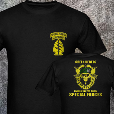 GSG 9 BOPE Sniper Green Beret GIGN Raid BRI JTF2 SAS SBS Forsvarets FSK MJK JGSDF Army Special Forces Mens T shirts