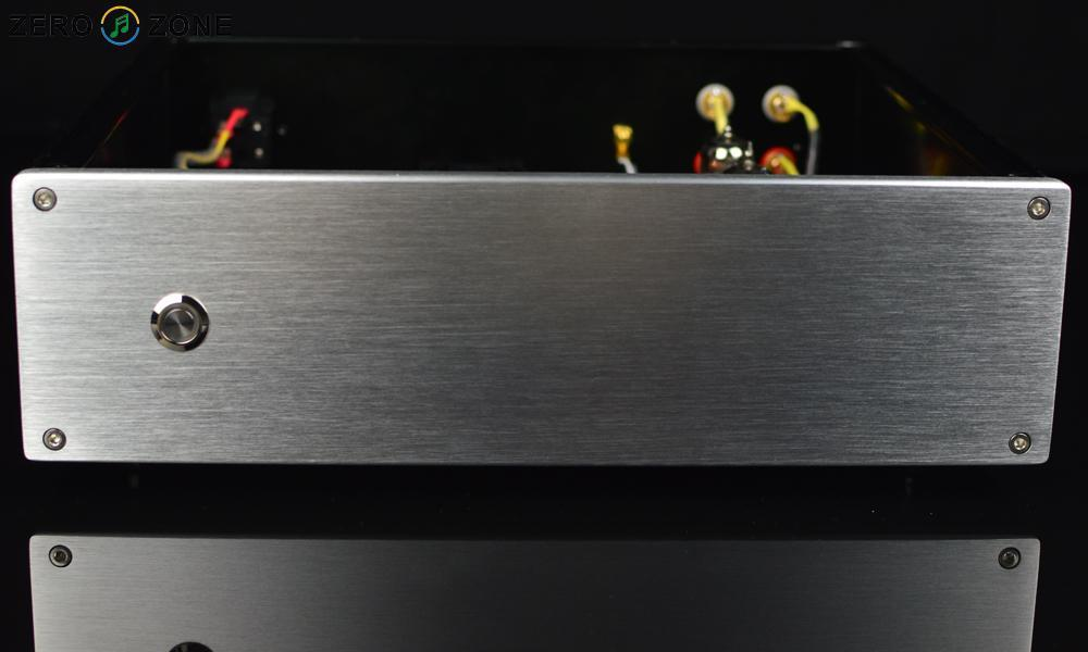 ZEROZONE HIFI MM RIAA Turntable Preamplifier Ear834 12AX7 Tube Phono Amplifier hifi yaqin ms 23b 12ax7 tube phono preamplifier pre amp mm riaa turntable hifi stereo amplifier