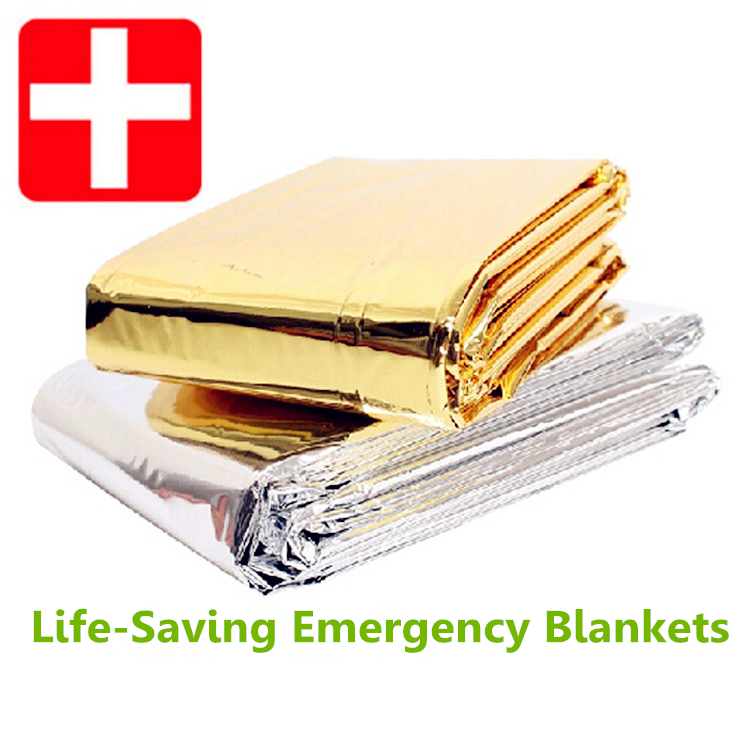 2015 Life Saving Emergency Blankets Outdoor Sports Field