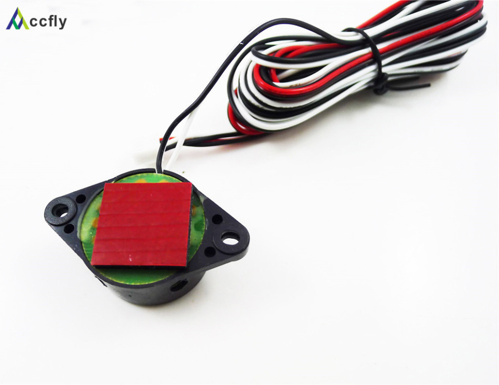 Accfly Car Parking Սենսորային համակարգ - Ավտոմեքենաների էլեկտրոնիկա - Լուսանկար 4