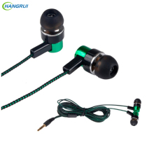 Earbuds Reflective MP3 de