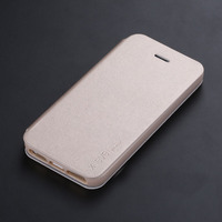 Genuine Leather Case For IPhone 5 Flip Style Phone Case For IPhone 5s Cover Case Top