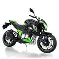 KWSK Z800 Verde modelos de metal diecast escala 1:12 Liga motocicleta modelo de corrida corrida de bicicleta do motor em miniatura de Brinquedo Para O Presente Coleção